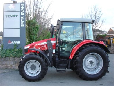 Used MASSEY-FERGUSON 5610 for sale in the United Kingdom - 9