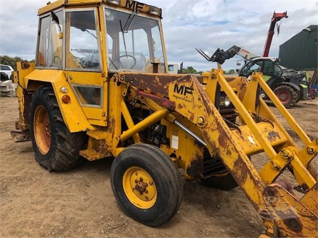 MASSEY-FERGUSON 50 For Sale In Hibaldstow, NORTH LINCOLNSHIRE United