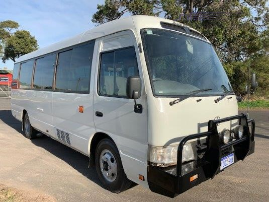 2011 Toyota Coaster South West Isuzu - Buses for Sale