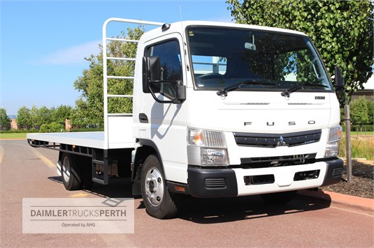 2019 Fuso Canter 615 FEB51ER3SFAC Daimler Trucks Perth - Trucks for Sale