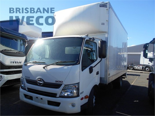 2012 Hino 300 Series 920 Iveco Trucks Brisbane - Trucks for Sale