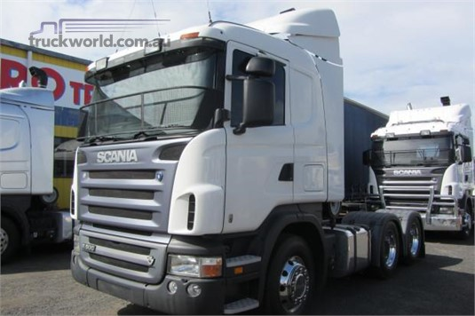 2007 Scania R580 Trucks for Sale