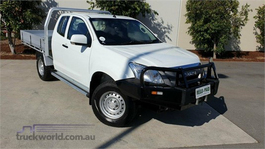 2014 Isuzu UTE D-Max My15 Sx Space Cab Light Commercial for Sale