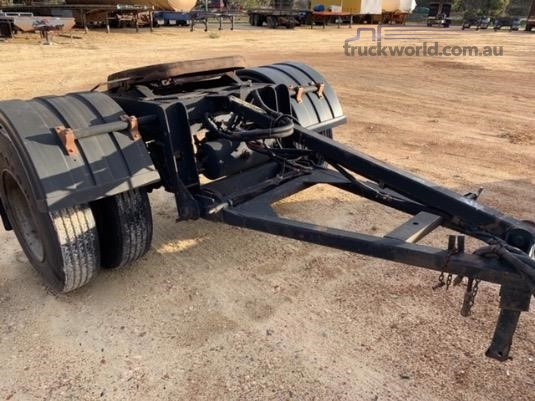 1980 Custom Dolly Trailers for Sale