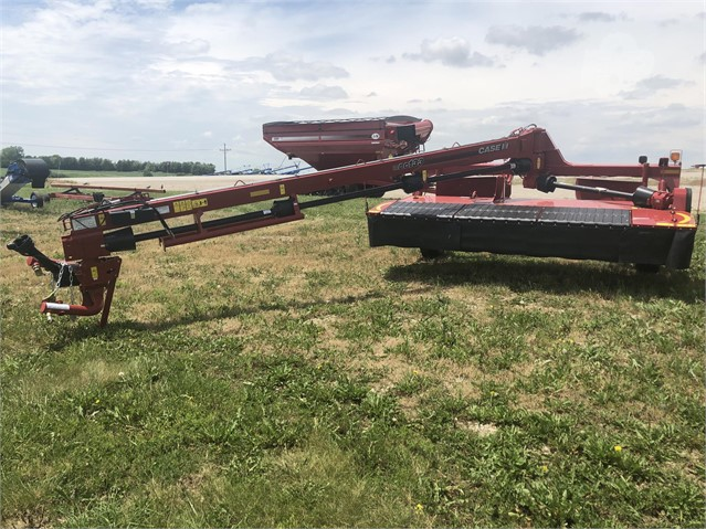 New 2019 CASE IH DC133 For Sale In Savannah, Missouri For