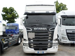 Scania R730  Uzywany