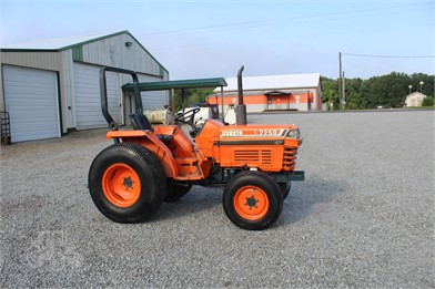 KUBOTA L2250 Auction Results - 26 Listings | TractorHouse