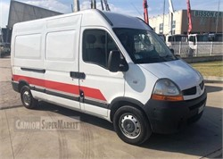 RENAULT MASTER 120  used