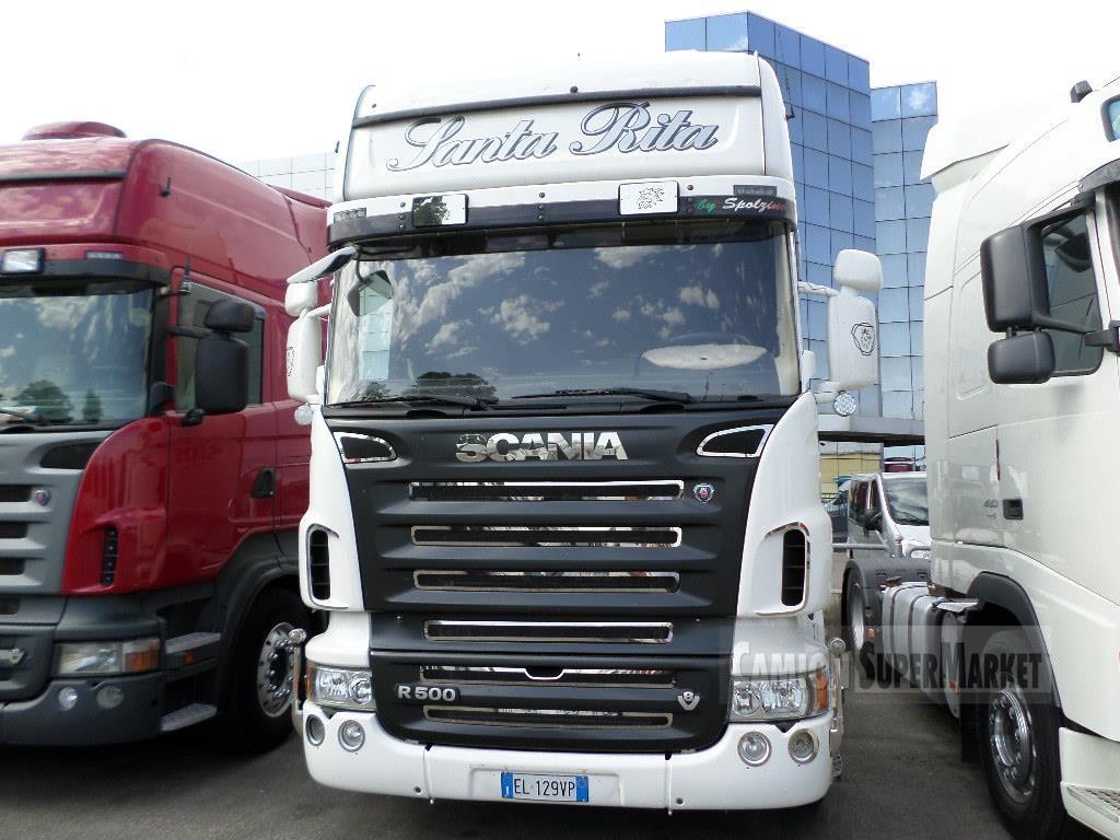 Scania R500 Uzywany 2007