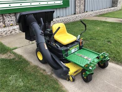 John Deere Zero Turn Lawn Mowers For Sale In North Dakota