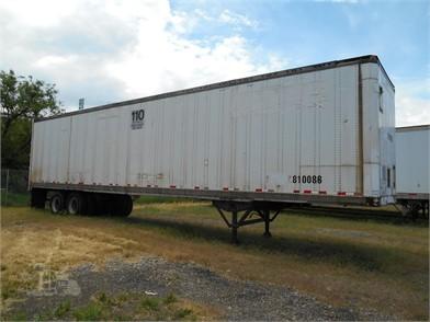 Storage Trailers For Sale >> Storage Trailers For Sale In Montana 2 Listings