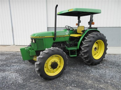 JOHN DEERE 5400 For Sale - 22 Listings | TractorHouse com - Page 1 of 1