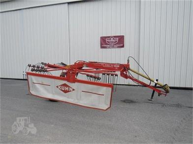 KUHN GA4120 ROTARY RAKE Other Items For Sale - 1 Listings