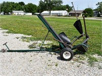 Yard Equipment Online Only Auction