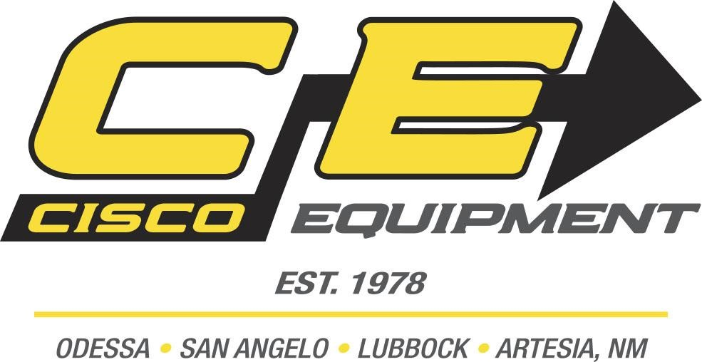 Construction Equipment For Sale By Cisco Equipment - Odessa