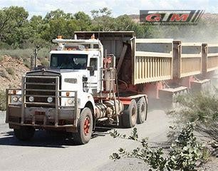Kenworth C540 Day Cab