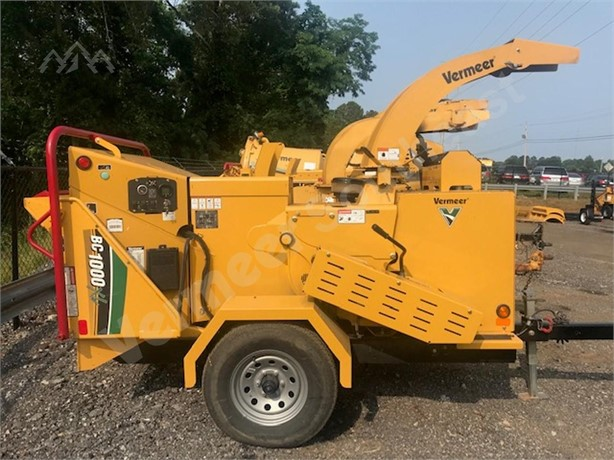 VERMEER Wood Chippers Logging Equipment For Sale - 251