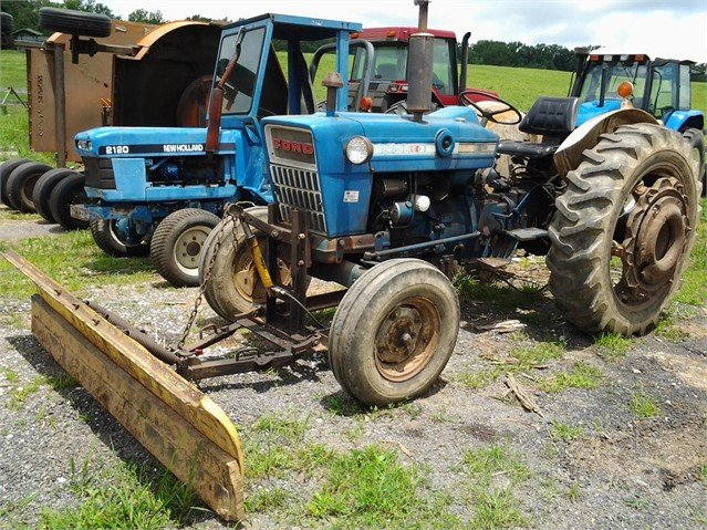FORD 4000 For Sale In Reisterstown, Maryland