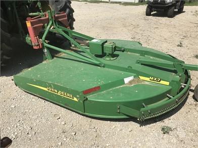 John Deere MX7 For Sale In Dimmitt, Texas - 2 Listings