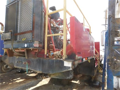 PERFORATION HYPER CLEAN PUMP TRAILER Other Items Auction