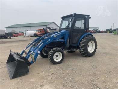 NEW HOLLAND TC45D For Sale - 3 Listings | TractorHouse com - Page 1 of 1