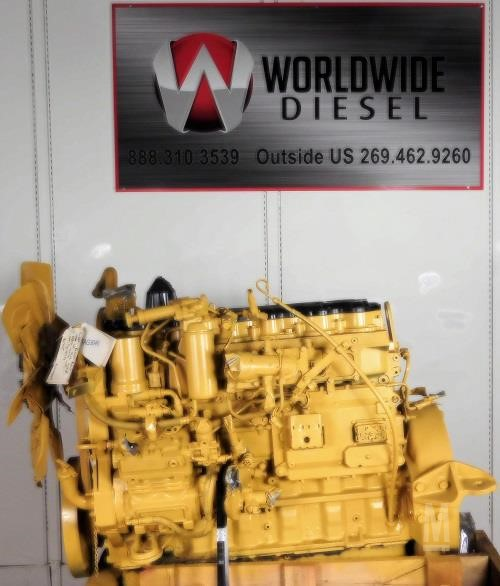 2003 CAT 3126 Engine For Sale In Niles, Michigan