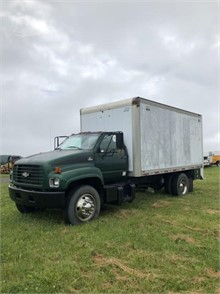 1997 CHEVY C6500 FUEL & LUBE MT ON BOX TRUCK CAT Other