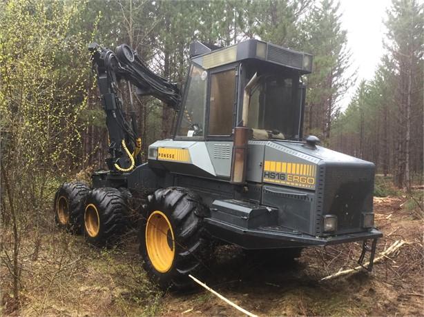 PONSSE HS16 ERGO Forestry Equipment For Sale - 2 Listings