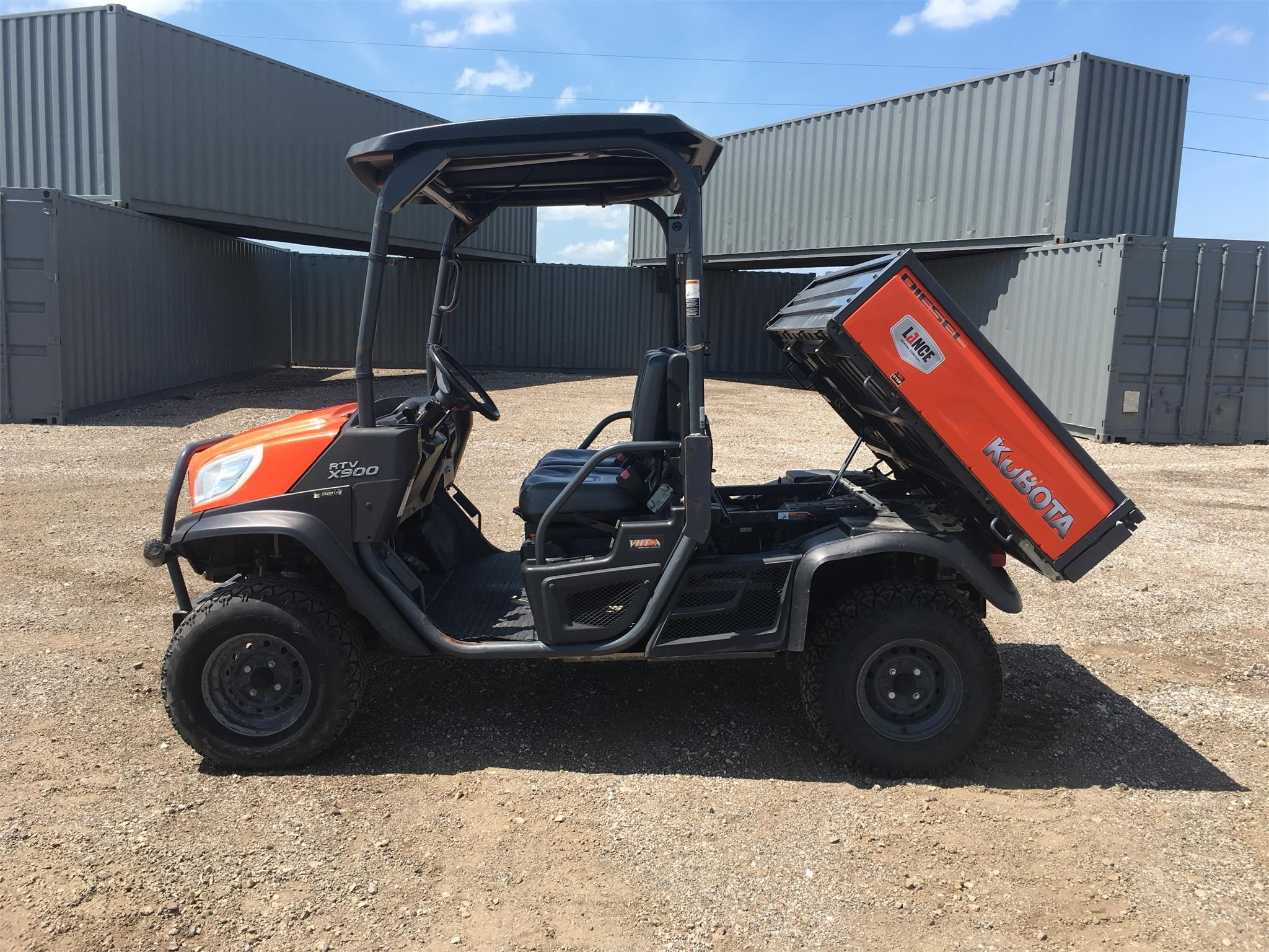 2015 KUBOTA RTV900 Auction Results in Sealy, Texas
