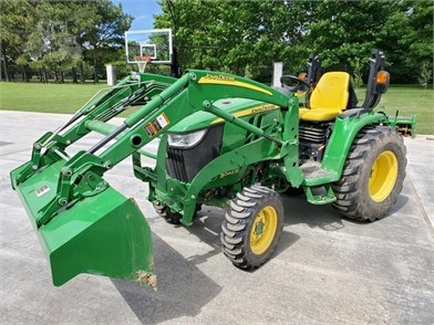 JOHN DEERE 3046R For Sale - 63 Listings | TractorHouse com - Page 1 of 3
