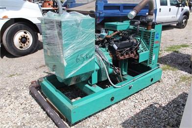 Onan 81Kva 65Kw Genset Industrial Generator Other ... on