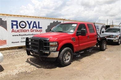 2009 Ford F-350 4X4 Crew Cab Flatbed Truck Other ... Gatormade Trailer Wiring Diagram Ford F Pu on