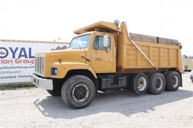 1987 International S 2654 Tri Axle Dump Truck 2654 Other
