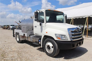 2013 Hino 268 Portolet Truck Other Auction Results In ... A Gmc Injector Pump Control Wiring Diagrams Metering Turbo Truck on