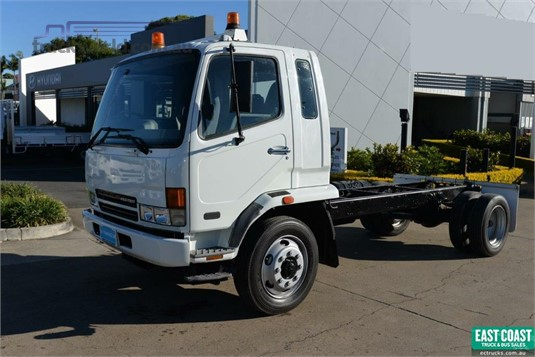 2007 Mitsubishi FK600 Trucks for Sale