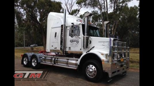 2018 Western Star 4864FXB Graham Thomson Motors - Trucks for Sale