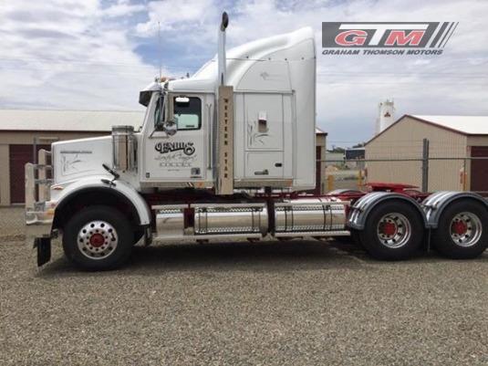 2018 Western Star 4864FXB Graham Thomson Motors - Trucks for Sale