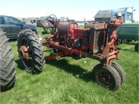 Farmall F-20 with electric start and hydraulics, 1 | Fragodt