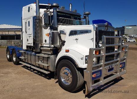2007 Kenworth T904 - Trucks for Sale