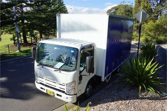 2010 Isuzu NPR Suttons Trucks - Trucks for Sale