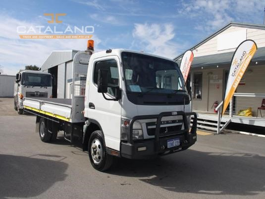 2010 Mitsubishi Fighter Catalano Truck And Equipment Sales And Hire  - Trucks for Sale