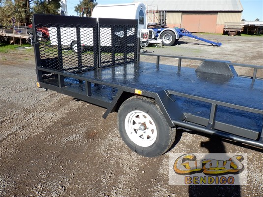 2015 Victorian Trailers Plant Trailer Grays Bendigo - Trailers for Sale