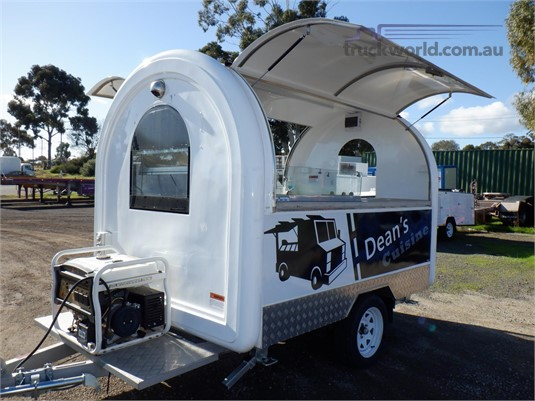 2018 Food King Catering Trailer - Trailers for Sale