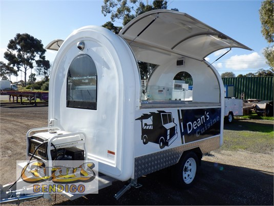 2018 Food King Catering Trailer Grays Bendigo - Trailers for Sale