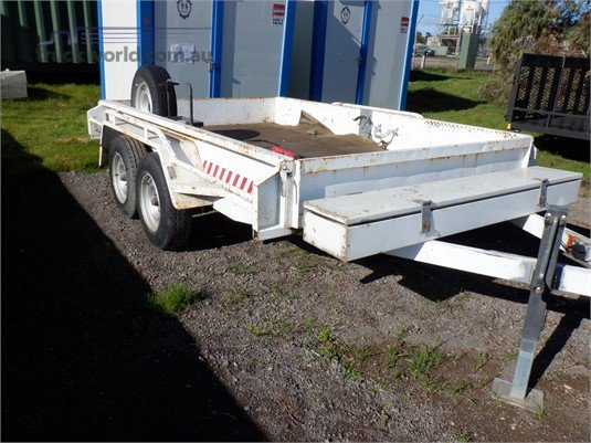 1997 Majors Plant Trailer - Trailers for Sale