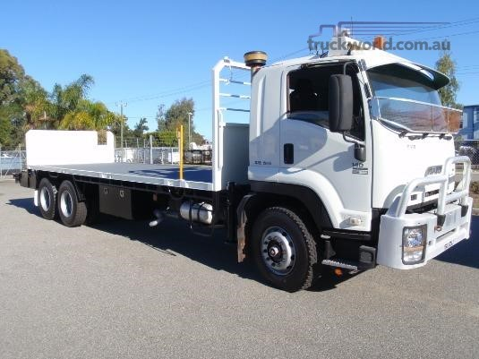 2008 Isuzu FVZ 1400 Auto Trucks for Sale