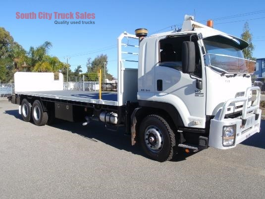 2008 Isuzu FVZ 1400 Auto South City Truck Sales - Trucks for Sale