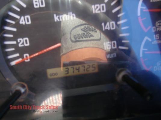 2008 Isuzu FVZ 1400 Auto South City Truck Sales - Trucks for Sale
