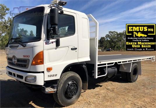 2010 Hino 500FT1022 Trucks for Sale