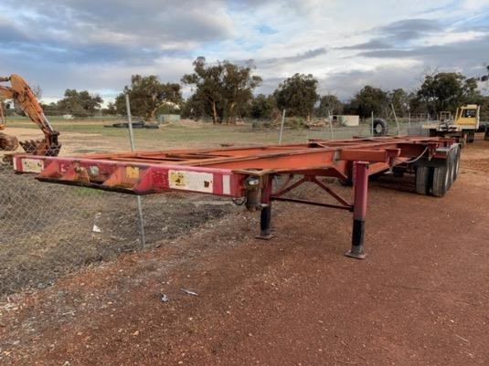 0 Custom Skeletal Trailer - Trailers for Sale